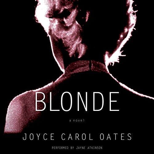 Blonde audiobook cover art