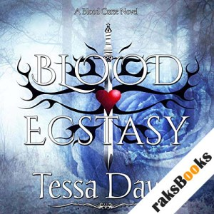 Blood Ecstasy audiobook cover art