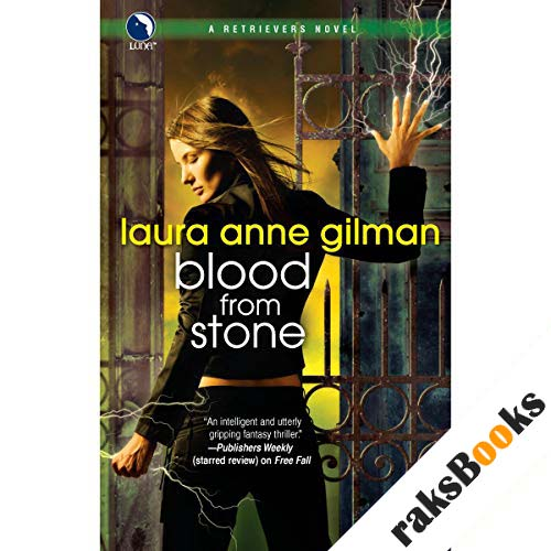 Blood from Stone audiobook cover art
