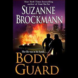 Bodyguard audiobook cover art