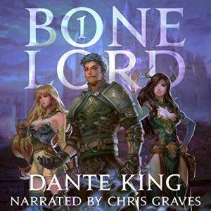 Bone Lord audiobook cover art