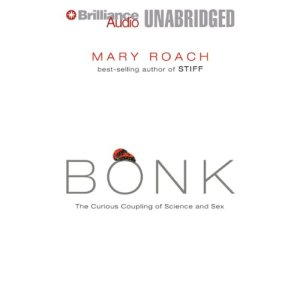 Bonk audiobook cover art