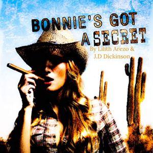 Bonnie's Got a Secret audiobook cover art