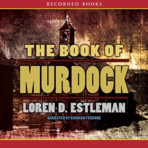 Book of Murdock audiobook cover art