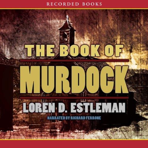Book of Murdock audiobook cover art