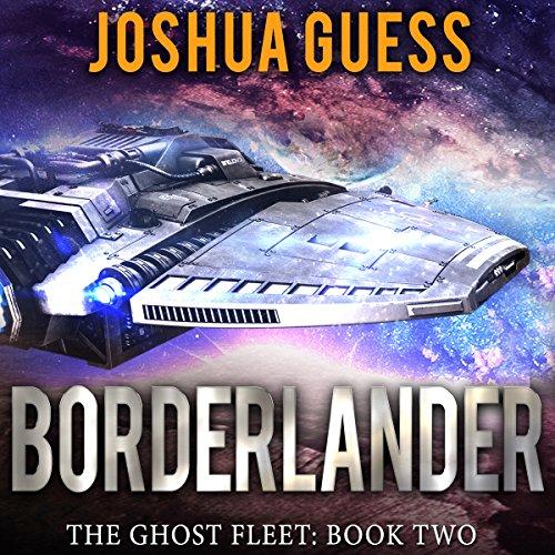 Borderlander audiobook cover art
