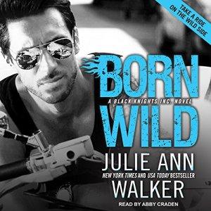 Born Wild audiobook cover art