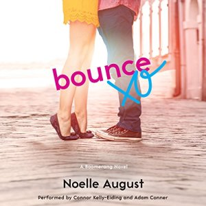 Bounce audiobook cover art