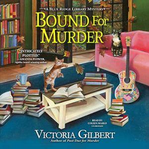 Bound for Murder audiobook cover art