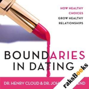 Boundaries in Dating audiobook cover art