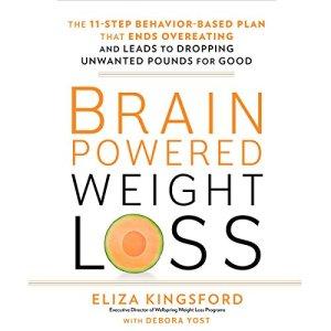 Brain-Powered Weight Loss audiobook cover art