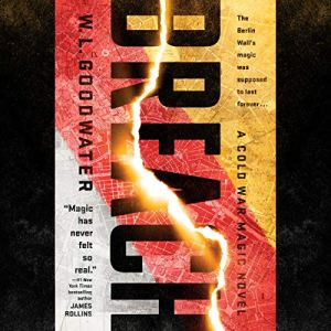 Breach audiobook cover art