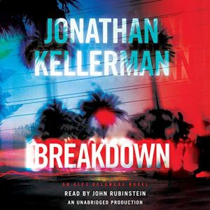 Breakdown audiobook cover art