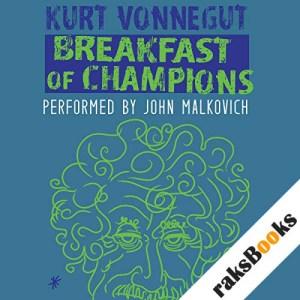 Breakfast of Champions audiobook cover art