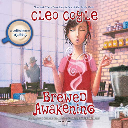 Brewed Awakening audiobook cover art