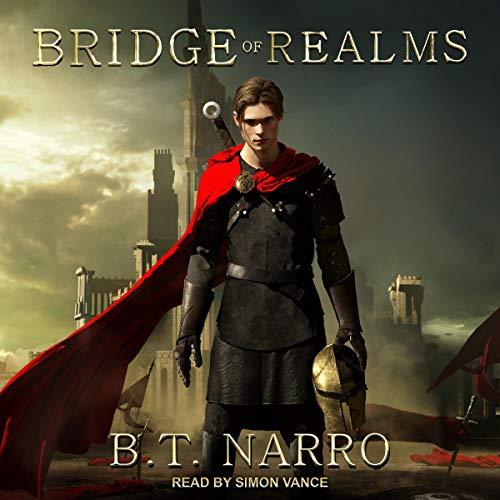 Bridge of Realms audiobook cover art