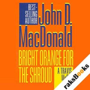 Bright Orange for the Shroud audiobook cover art