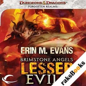 Brimstone Angels: Lesser Evils audiobook cover art