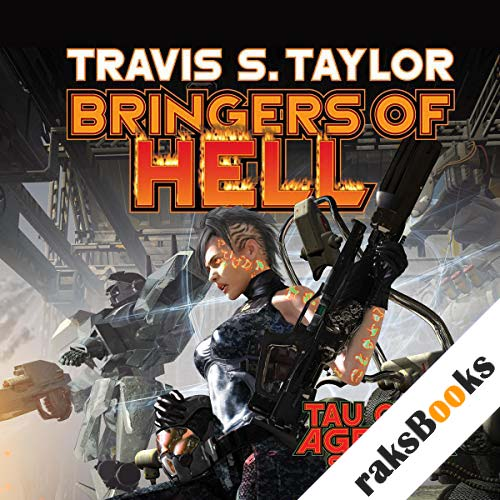 Bringers of Hell audiobook cover art