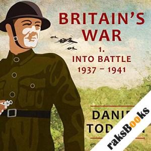 Britain's War audiobook cover art