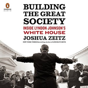 Building the Great Society audiobook cover art