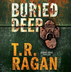 Buried Deep audiobook cover art