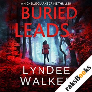 Buried Leads audiobook cover art