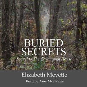 Buried Secrets audiobook cover art