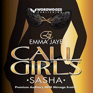 Call Girls 3: Sasha audiobook cover art
