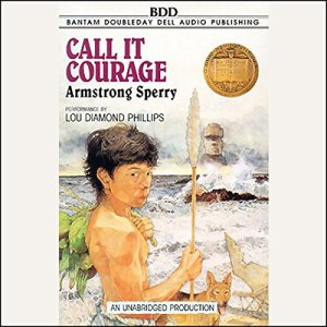 Call It Courage audiobook cover art