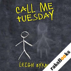 Call Me Tuesday audiobook cover art