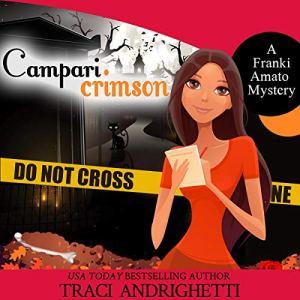Campari Crimson audiobook cover art
