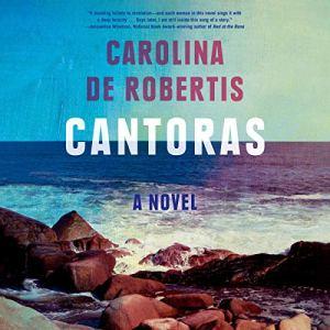 Cantoras audiobook cover art