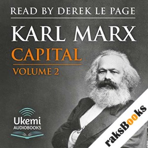 Capital: Volume 2 audiobook cover art