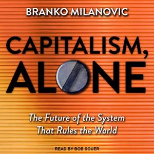Capitalism, Alone audiobook cover art