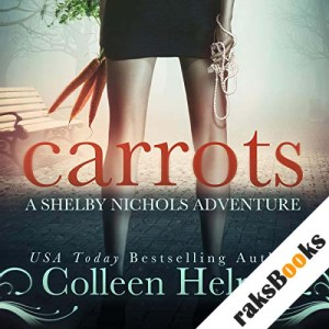 Carrots audiobook cover art