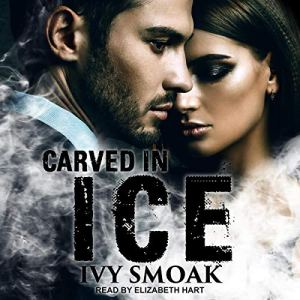 Carved in Ice audiobook cover art