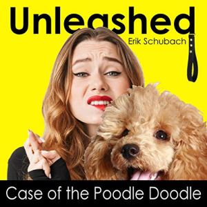 Case of the Poodle Doodle audiobook cover art