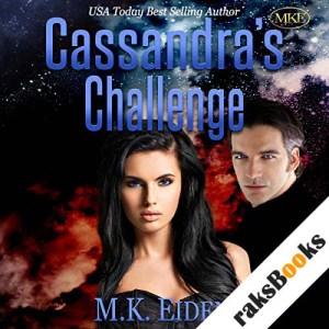 Cassandra's Challenge audiobook cover art