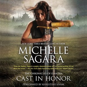 Cast in Honor audiobook cover art