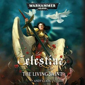 Celestine: The Living Saint audiobook cover art
