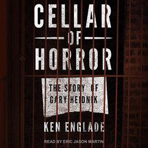 Cellar of Horror audiobook cover art