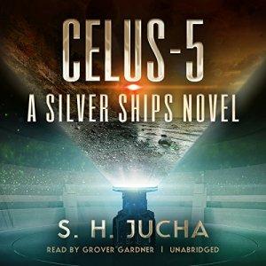 Celus-5 audiobook cover art