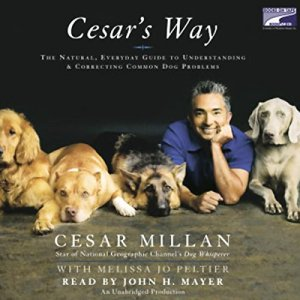Cesar's Way audiobook cover art