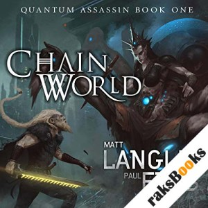 Chainworld audiobook cover art