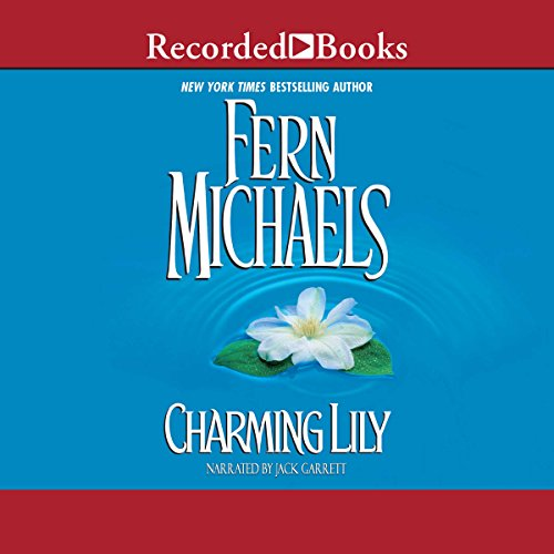 Charming Lily audiobook cover art