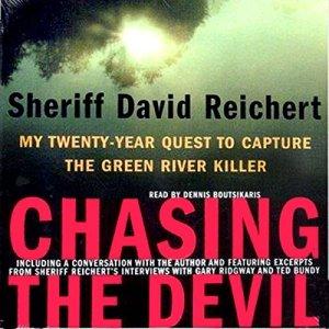 Chasing the Devil audiobook cover art