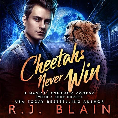 Cheetahs Never Win audiobook cover art