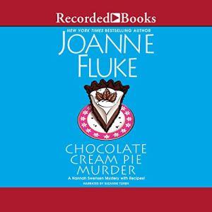 Chocolate Cream Pie Murder audiobook cover art
