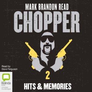 Chopper 2 audiobook cover art